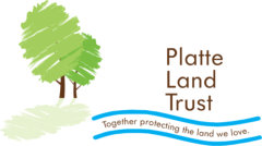 Protecting land and open space Logo