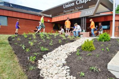 union chapel project